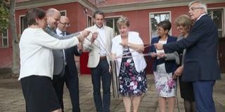 Letették a Széchenyi iskola alapkövét - 2026-ig újabb beruházások valósulnak meg Mohácson