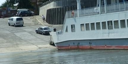 Néhány nap alatt négy méterrel emelkedik a Duna vízszintje Mohácsnál