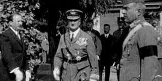 Szenzációt keltett Horthy Miklós Mohácson elmondott beszéde a csata 400. évfordulóján - Videó!