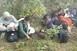 Kilenc migránst tartózattak fel kedden Kölked közelében