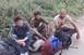 Lánycsók térségében fogtak el a rendőrök migránsokat