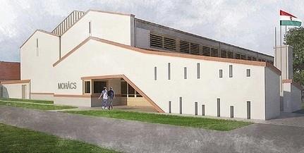 Megvan a kormánydöntés, új sportcsarnok épül Mohácson a Kórház utcában