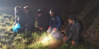 Lippó közelében tartóztattak fel migránsokat hajnalban