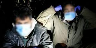 Migránsokat fogtak el éjjel a rendőrök Baranyában