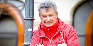 Ma is felismerik az utcán az egykori kőkemény mohácsi hátvédet, Rumszauer Ferencet a drukkerek