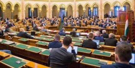 Megszavazta a veszélyhelyzet meghosszabbításáról szóló javaslatot az Országgyűlés