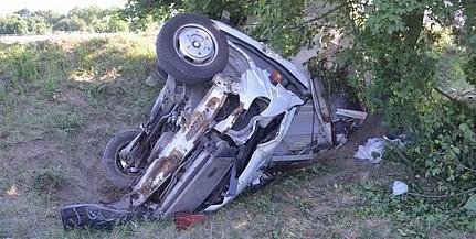 Két balesetet is ittas sofőr okozott Baranya megyében az elmúlt héten