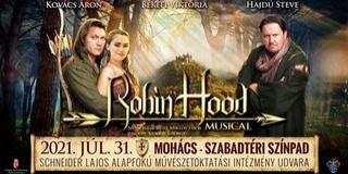 Robin Hood Mohácson: minden jegy elkelt!