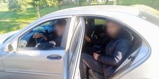 Törököket fogtak a határvédők pénteken Homorúdon