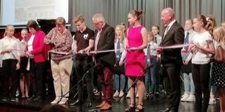 Mohács és a térség művészeti központjává vált a felújított Schneider Lajos Alapfokú Művészeti Iskola