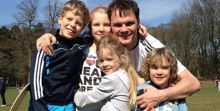 A Bánki család most csak két hétre látogatott haza Brüsszelből, de nyártól végleg visszaköltöznek