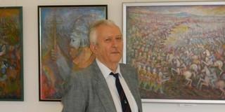 A kereszténység egy mohácsi művész prizmáján keresztül - Kedves János kiállítása a moziban