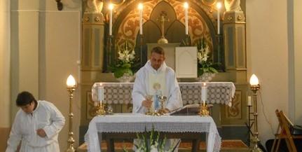 Az Emlékkápolna búcsúnapján a Hétfájdalmú Szűzre emlékeztek a mohácsi hívek