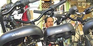 """Harkai István: Tekerni kell, ennyi az egész. És biciklin ülve a legőszintébb a """"Vigyor"""