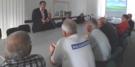 Mohács polgárőrei példaértékű munkával járulnak hozzá a közbiztonság javításához