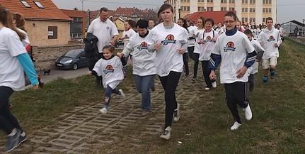 Százan vettek részt Mohácson az első Országos Gátőrfutáson a Víz Világnapján