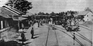Ló vontatta mozdony, fantomállomások - ilyen volt a mohácsi vasúti közlekedés hőskora