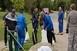 Majson gyakorolták az önkéntes mentőcsoportok a vízkár elhárítását