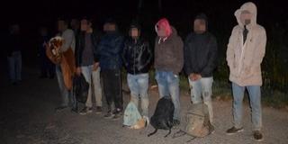 Embercsempészeket, migránsokat fogtak el Majs és Sátorhely között is a rendőrök