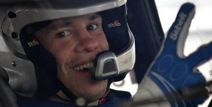 Újra a volán mögött: Szauer Gergő nagy dobásra készül a hétvégén a Mecsek Rallye-n