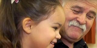 A nagypapák napját rendezték meg a mohácsi Szent Ferenc Katolikus Óvodában - Videó!