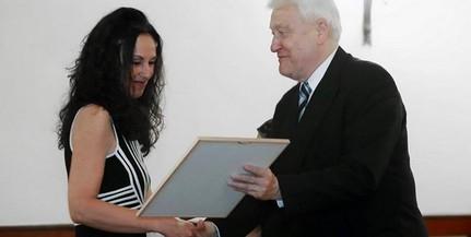 Prima-díjjal tüntették ki Magyar Sajtó kategóriában a mohácsi születésű Schweier Ritát