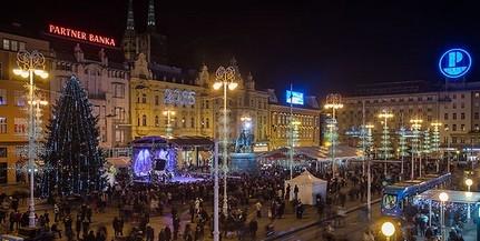 Ádvent Zágrábban: buszos kirándulást szerveznek