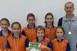 A Broda lánycsapata nyerte a floorball döntőt