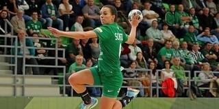 A mohácsi kézilabdázó, Schatzl Nadine bekerült a Möbelringen-kupa All Star-csapatába