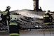 Tüzet fogott egy mohácsi ház egyik gerendája