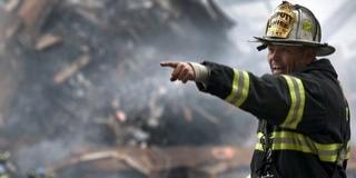 Szabadnapos tűzoltó kezdte a mentést