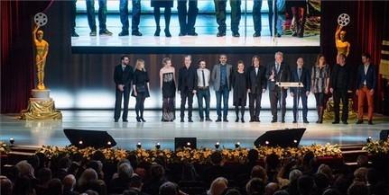 Átadták Magyar Filmdíjakat a budapesti Vígszínházban