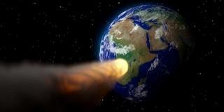 Az aszteroidák vizet szállíthattak korábban a Földre