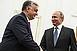 Energiáról, gazdaságról és a vb-ről is tárgyalt Orbán Putyinnal
