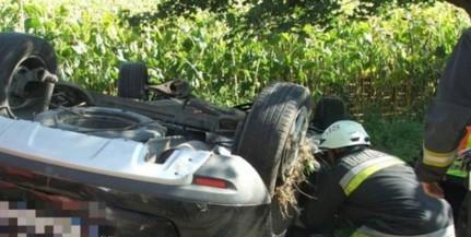 A népszerű szederkényi háziorvos sérült meg a balesetben