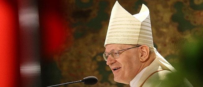 Erdő Péter: Szent István a kereszténységet helyezte a magyar kultúra középpontjába