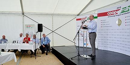Coop Rally: számos szakember tért vissza külföldről a mohácsi vágóhídra dolgozni