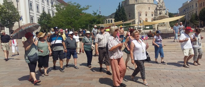 Pécs és Villány is a felkapott helyek közé tartozik a Magyarországra érkező turisták körében
