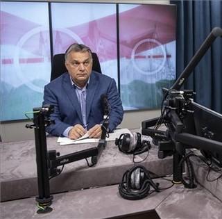 A brüsszeli csomag horrorgyűjtemény egy magyar ember számára, véli Orbán Viktor
