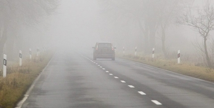 Megint jön a köd, ónos szitálás is lehet éjjel