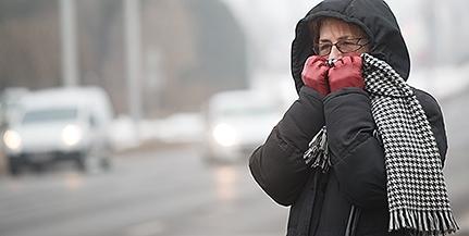 Tovább nőtt a légszennyezettség az északi országrészben