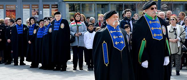 Horthy vitézi rendjének ma 77 tagja van Baranyában, a nemzeti hagyományokat ápolják