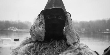 Fekete András busójárásról készült fotóiból nyílik kiállítás Moszkvában