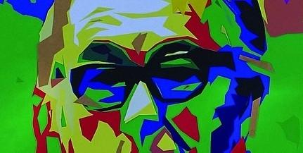 Vasarely-életműkiállítás nyílt a párizsi Pompidou Központban