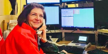 Telefonon vezetett le egy szülést a mentésirányító
