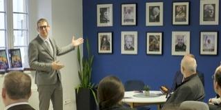 Átadták a szabadulószobát a Pécsi Püspöki Hittudományi Főiskolán