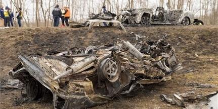 Tragédia: a vétlen autóban öten haltak meg