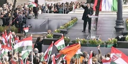 Orbán Viktor: új kezdetet akarunk, hogy megállítsuk Európa hanyatlását