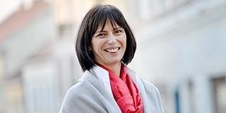 Lemond Schubert Olívia, a Magyarországi Németek Országos Önkormányzatának elnöke