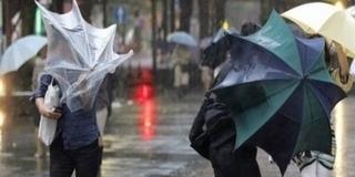 Kiadós esőre, erős szélre számíthatunk csütörtökön